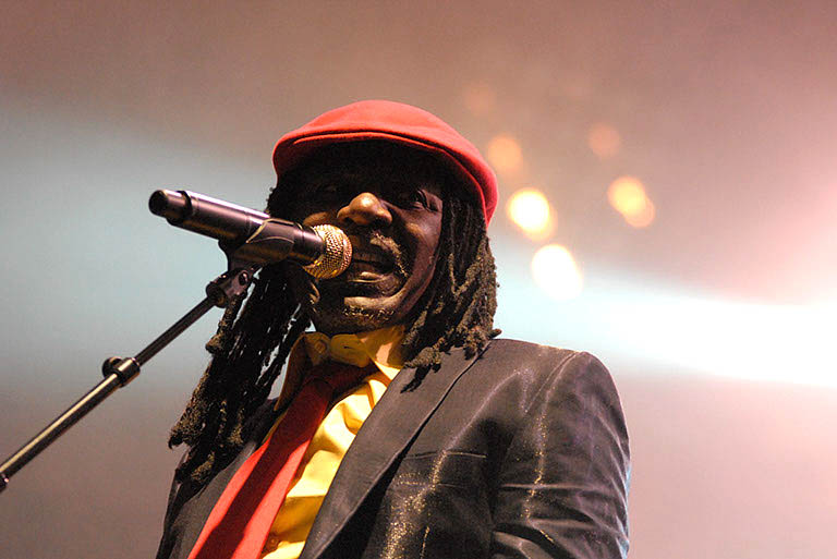 woodstower 2012 Alpha Blondy © jean loup bertheau